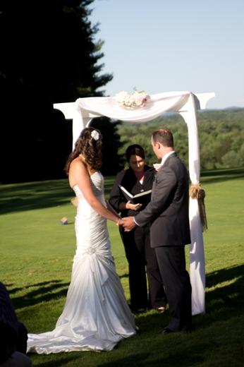 maine wedding ceremony officiant